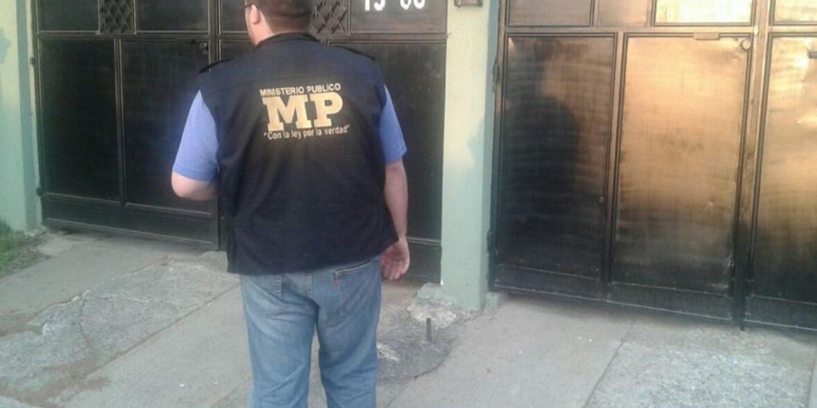 Foto:Ministerio Público