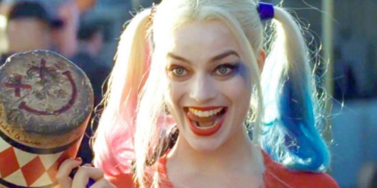 ¡Confirmado! Harley Quinn tendrá su propia película