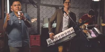 """El dúo guatemalteco """"Inaudito"""" estrena el video """"Maliciosa"""""""