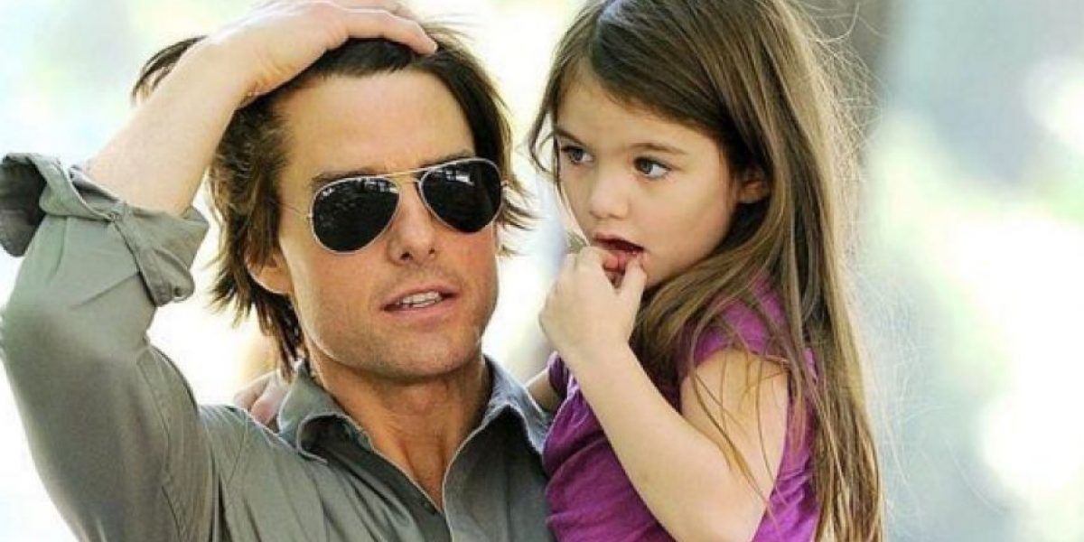 Tom Cruise cree que su hija Suri está poseída y quiere exorcizarla