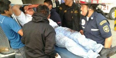 Otra vez un autobús protagoniza un accidente en la ruta Interamericana