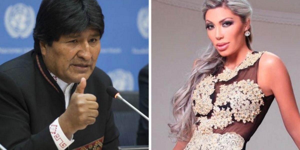Exnovia revela la verdad sobre los hijos del presidente Evo Morales