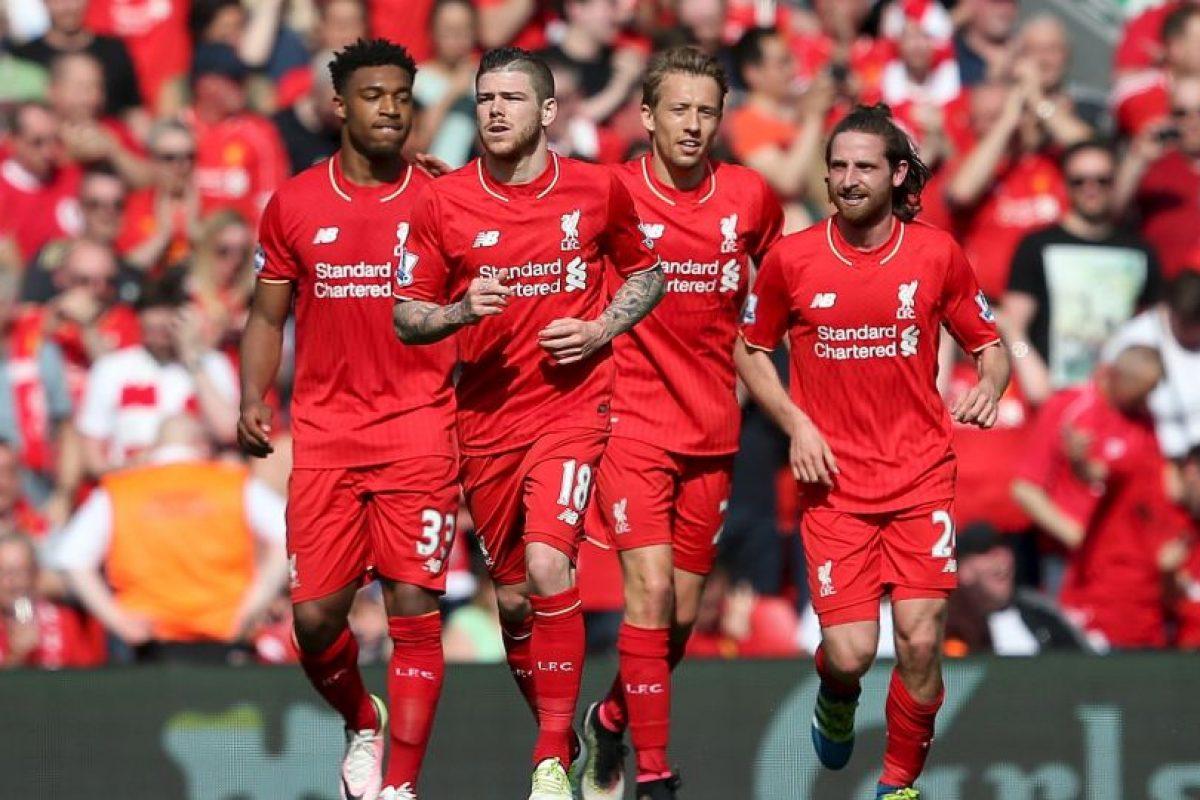 Liverpool los quiere alcanzar como el máximo ganador Foto:Getty Images