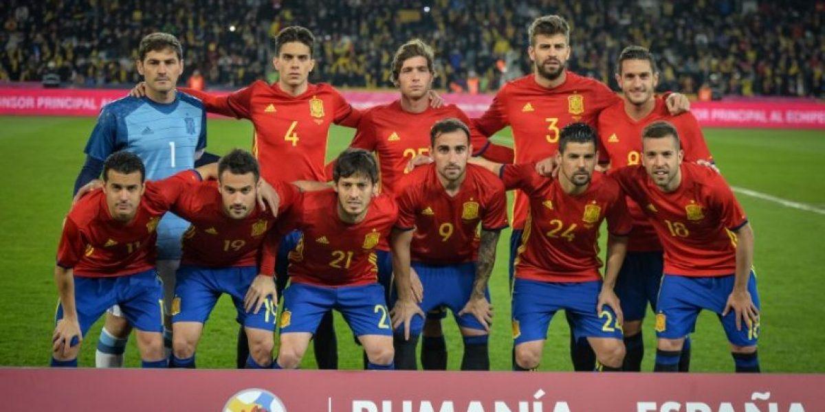 Del Bosque deja sin Eurocopa a varias figuras