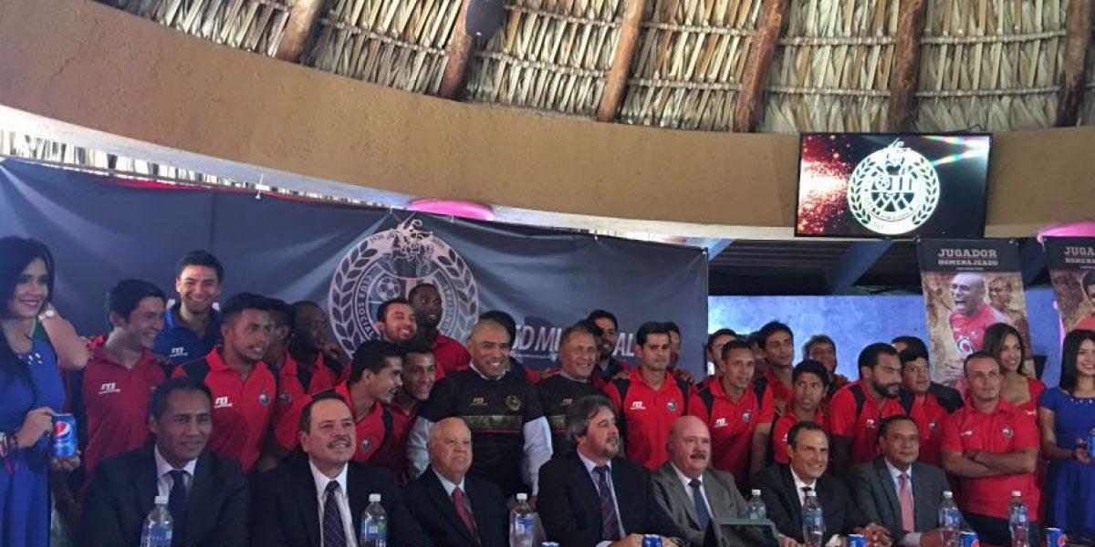 Equipo bendito por el Papa Francisco jugará en Guatemala contra Municipal