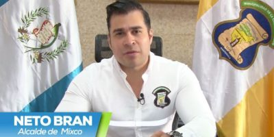 Neto Bran denuncia al Sindicato de Trabajadores de la Municipalidad de Mixco por estafa