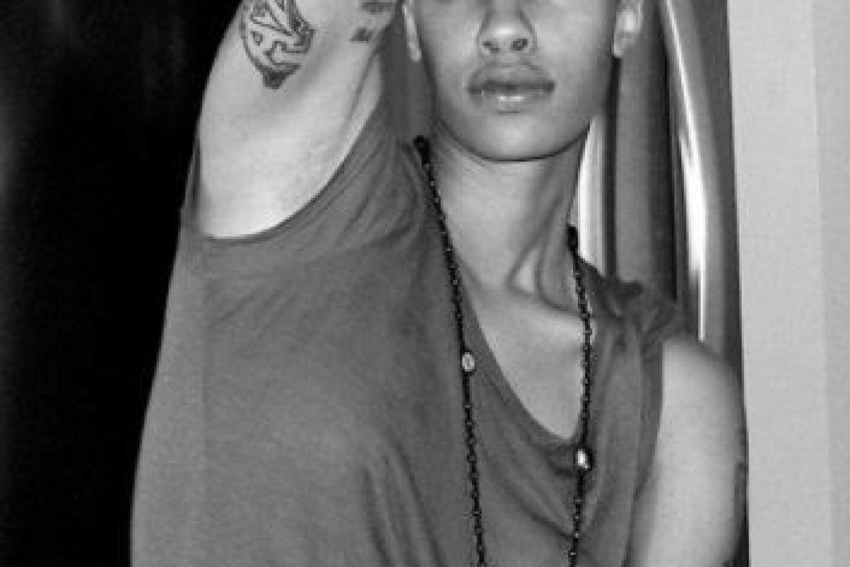 Azmarie Livingston. Es modelo y actriz. Foto:vía Instagram/azmarielivingston