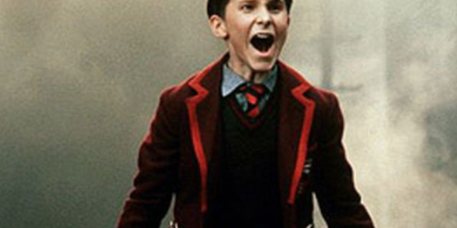 "Christian Bale se hizo famoso por ""El Imperio del Sol"". Foto:vía Getty Images"