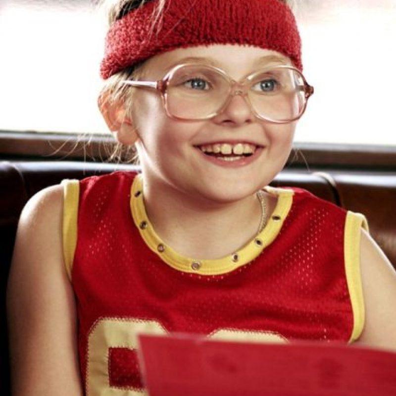 "Abigail Breslin se hizo famosa por ""Little Miss Sunshine"". Foto: vía Getty Images"