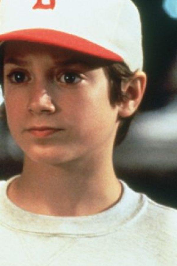 Elijah Wood enternecía en películas de los años 80 y 90. Foto:vía Getty Images