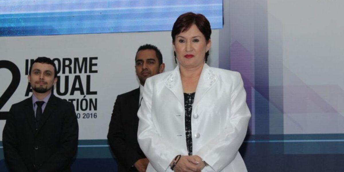 Fiscal General destaca lucha contra la impunidad y la corrupción en su segundo año al frente del MP