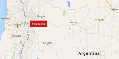 Temblor de 4.5 grados sacude la región argentina de Mendoza
