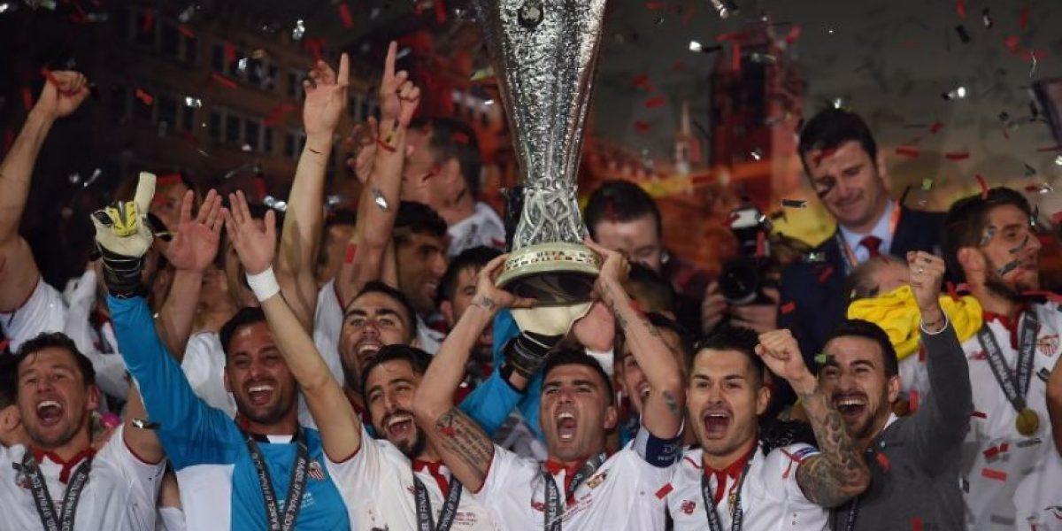 ¡El Sevilla conquista su quinta Europa League!