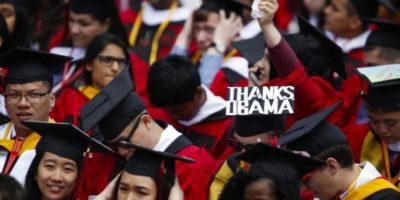 La institución también conmemoraba el aniversario número 250 de existencia. Foto:AFP