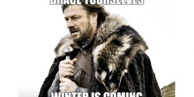 "Directo de ""Game of Thrones"": ""Se avecina el invierno"". Foto: Tumblr"