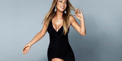 Mariah Carey sufre bochornoso momento cuando se le cae el zapato en alfombra azul