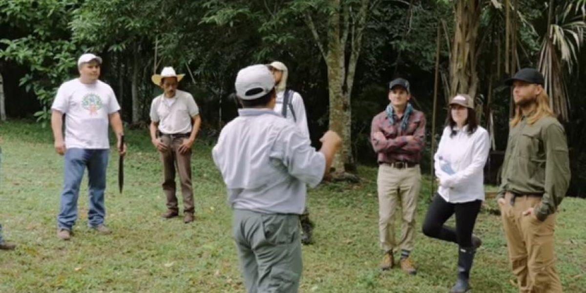 VIDEO. Documental de Maroon 5 en Guatemala para luchar contra la tala ilegal de madera