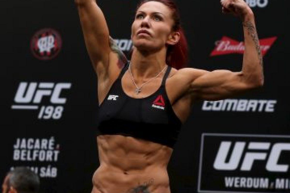 Cris Cyborg debutó con autoridad en la UFC Foto:Getty Images