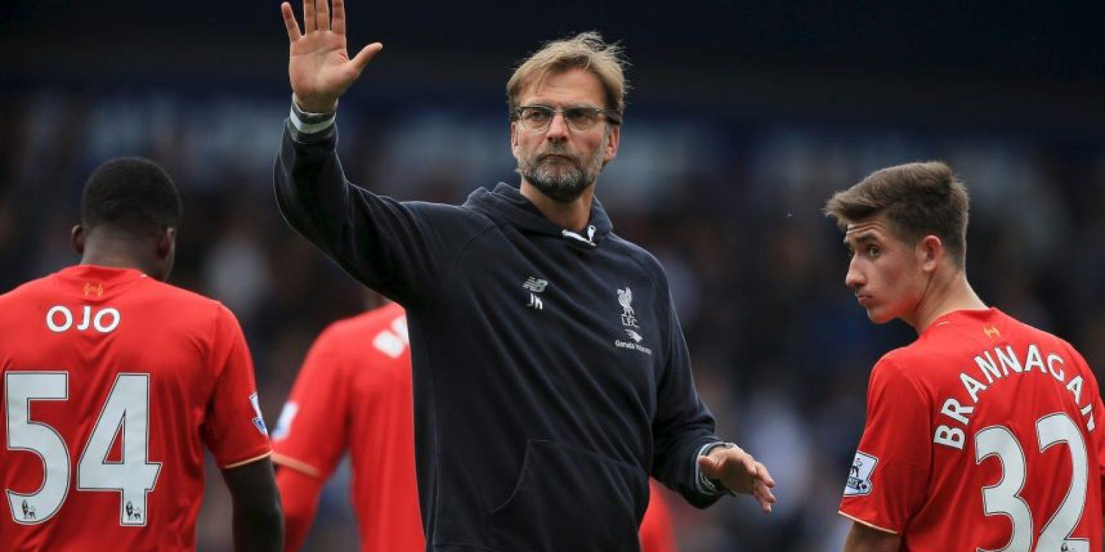 Después de 11 años, Klop regresó al Liverpool a una final europea, luego de que se coronaran en la Champions de 2005 Foto:Getty Images