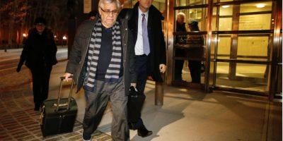 Exmagistrado Héctor Trujillo con arresto en EE. UU. pide cambio de residencia por verano