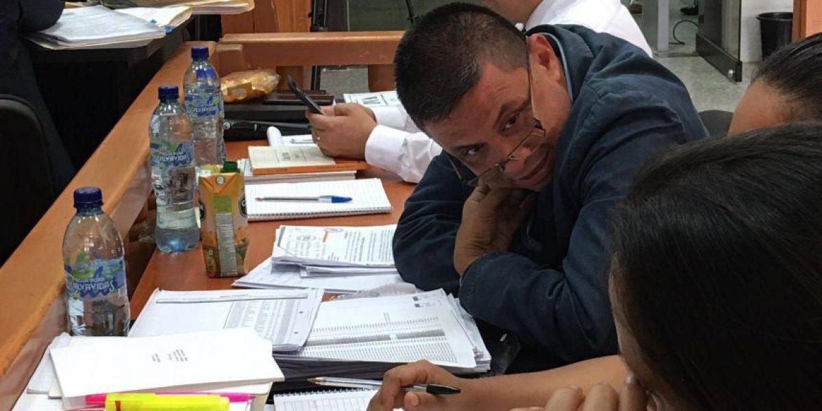 "MP presenta escuchas telefónicas previo a solicitar que ""Chico dólar"" sea enviado a juicio"