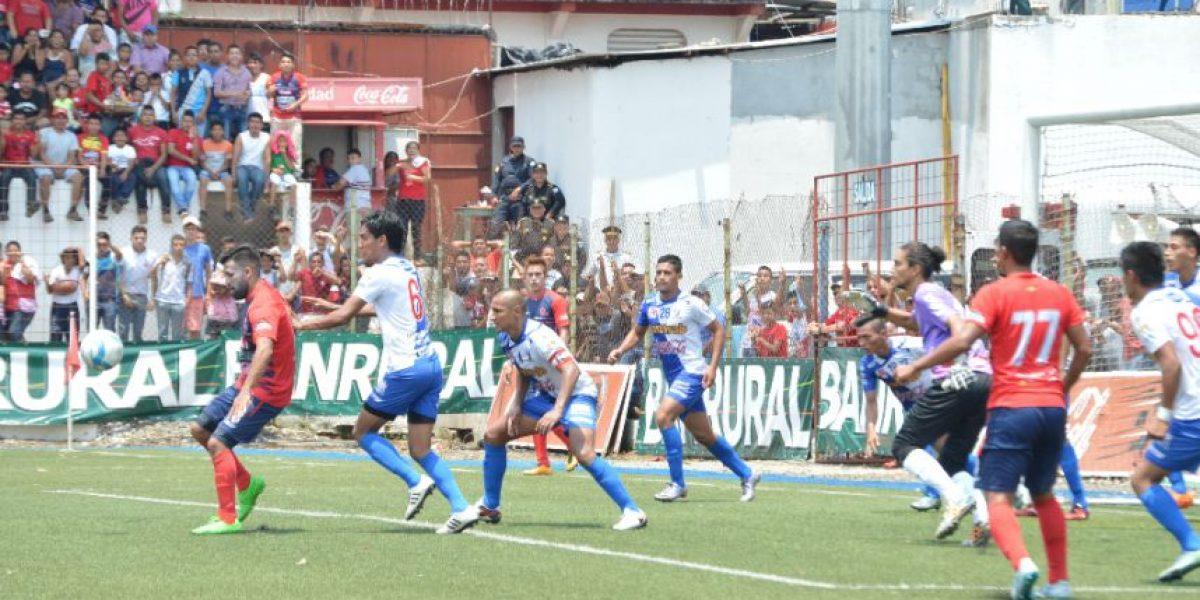 La estrategia le jugó en contra a Malacateco y Suchi se acerca a la final