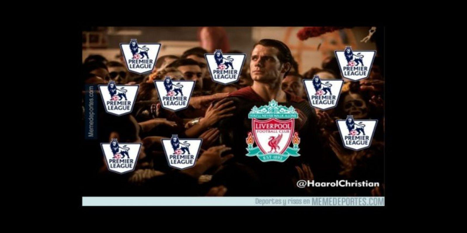 Los mejores memes de la final de la Europa League Foto:Twitter