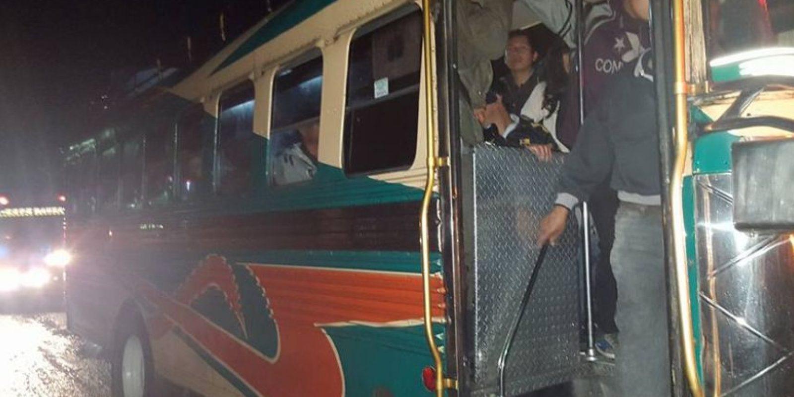 Foto:Dirección General de Transportes