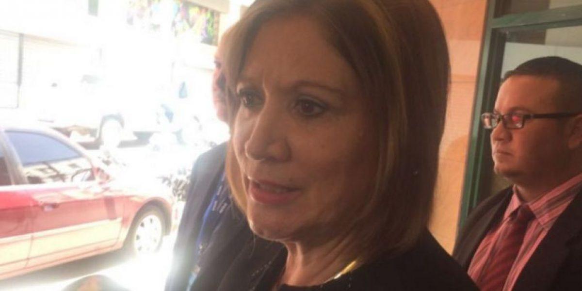 Villagrán ve preocupante que Jimmy Morales se haya reunido con dueños de TCQ sin su presencia