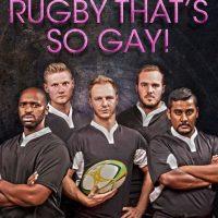 Equipo de rugby gay se viraliza por su original propaganda Foto:Vía facebook.com/jozicats