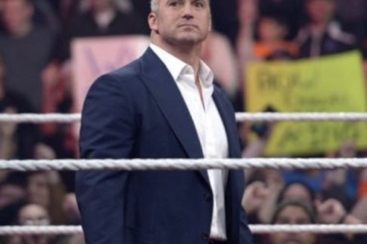 Negocio familiar Foto:WWE