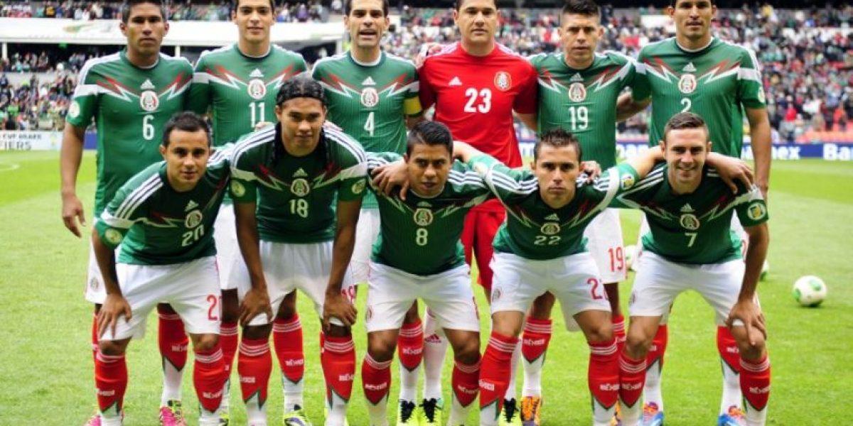 México presenta el equipo que jugará la Copa América Centenario