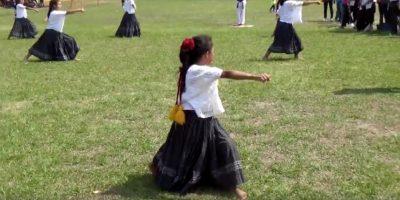 Video de niñas cobaneras que dan demostración de taekwondo rompen internet