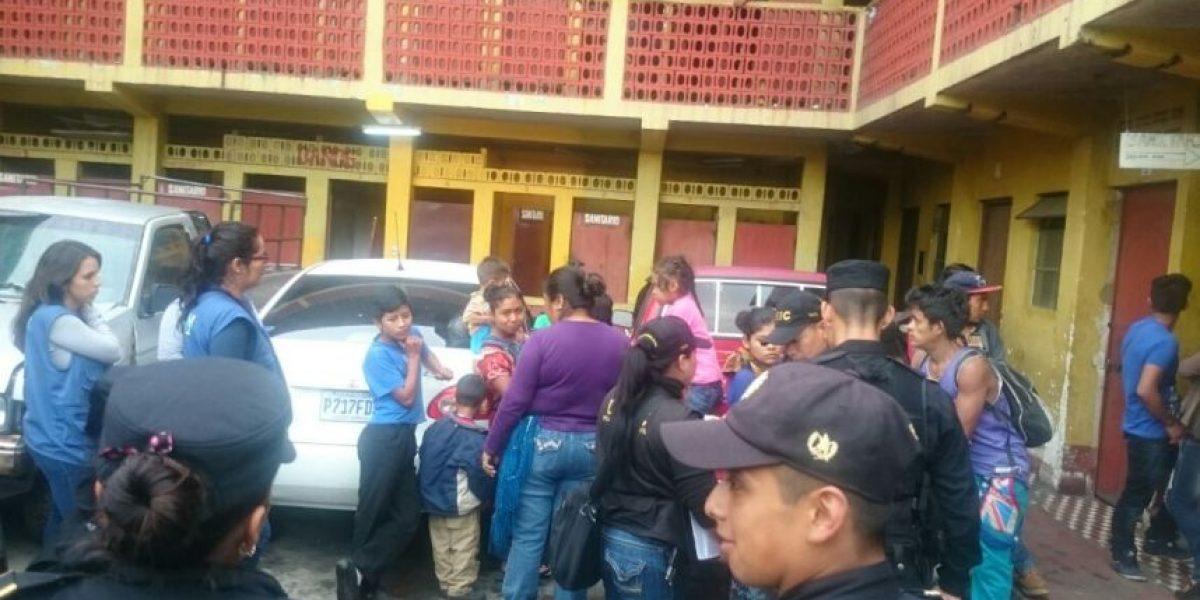 La historia de los niños y los jóvenes que sufren explotación laboral en la ciudad de Guatemala