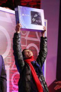 """Es la cuarta consola del modelo """"PlayStation"""". Foto:Getty Images"""