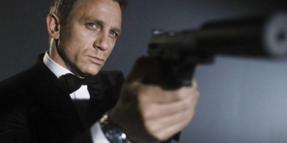 Daniel Craig rechaza millonaria cifra para volver interpretar a James Bond