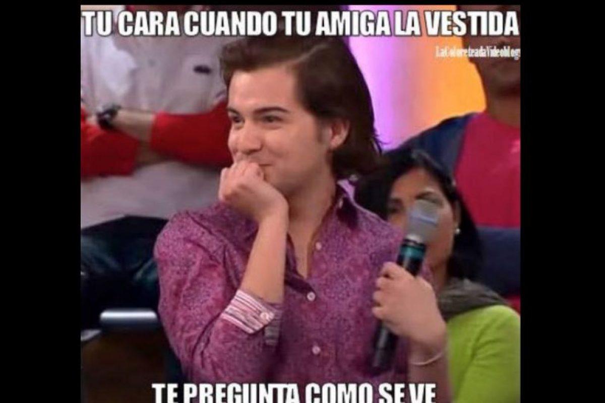 """Actuó en """"Caso Cerrado"""" como """"Esteban Alegría"""". Foto:vía Facebook/Jay Colindres"""