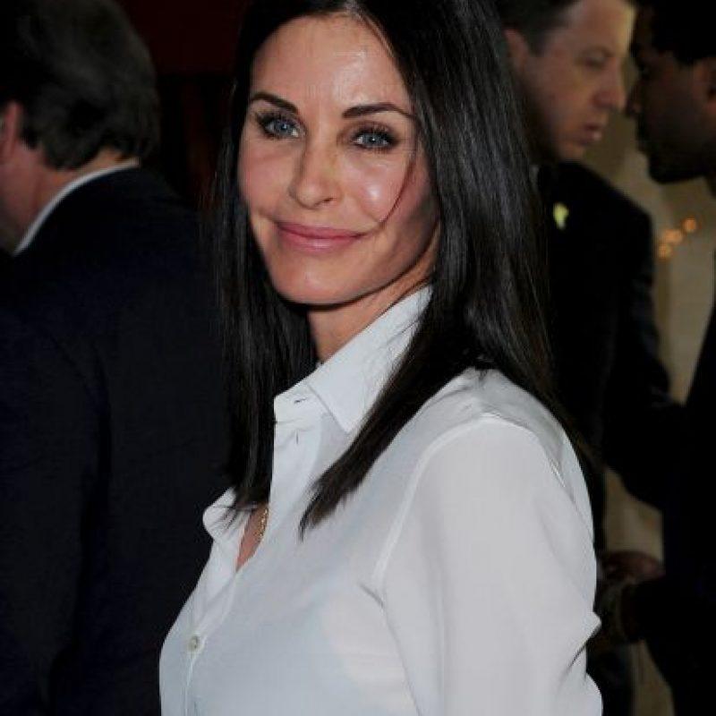 Es actriz, modelo, productora de televisión y directora de cine estadounidense Foto:Getty Images