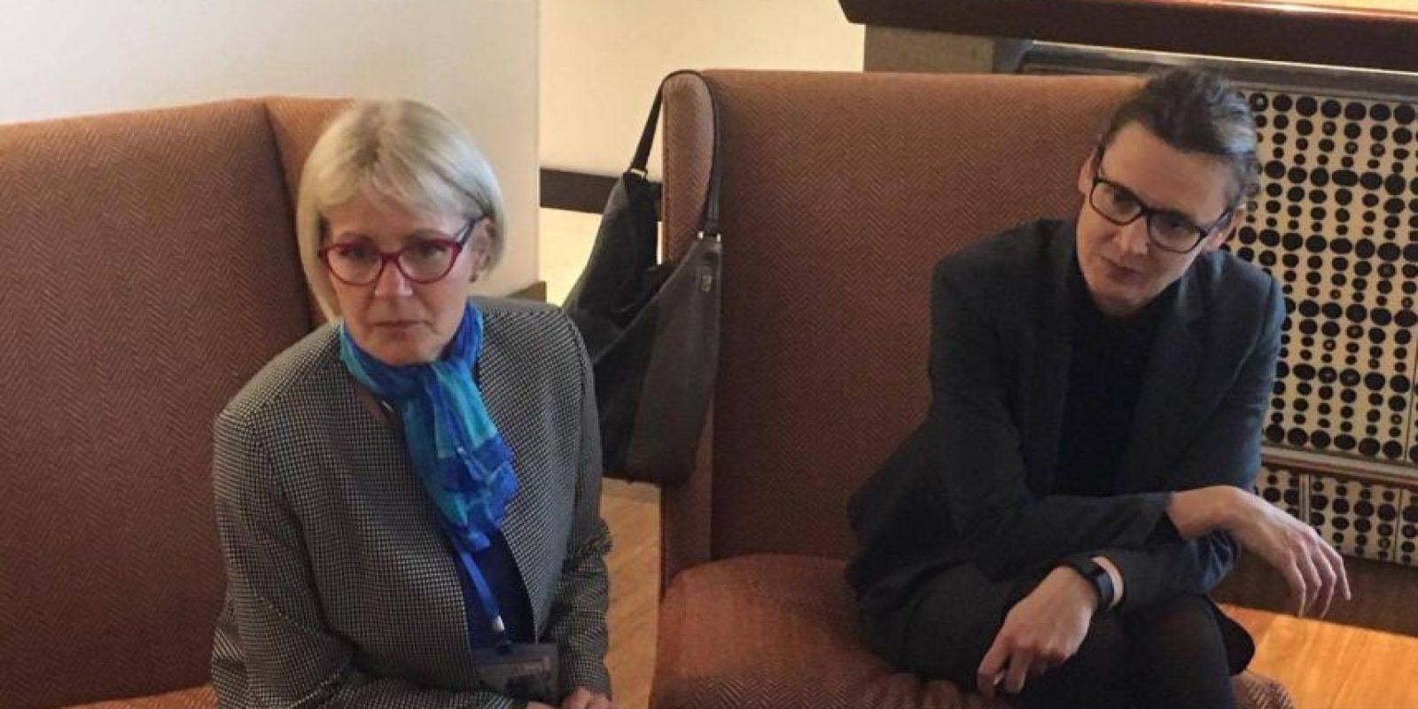 Ruth Dempsey también habló para Publinews sobre las nuevas alternativas de nicotina sin combustión. Foto:Publinews
