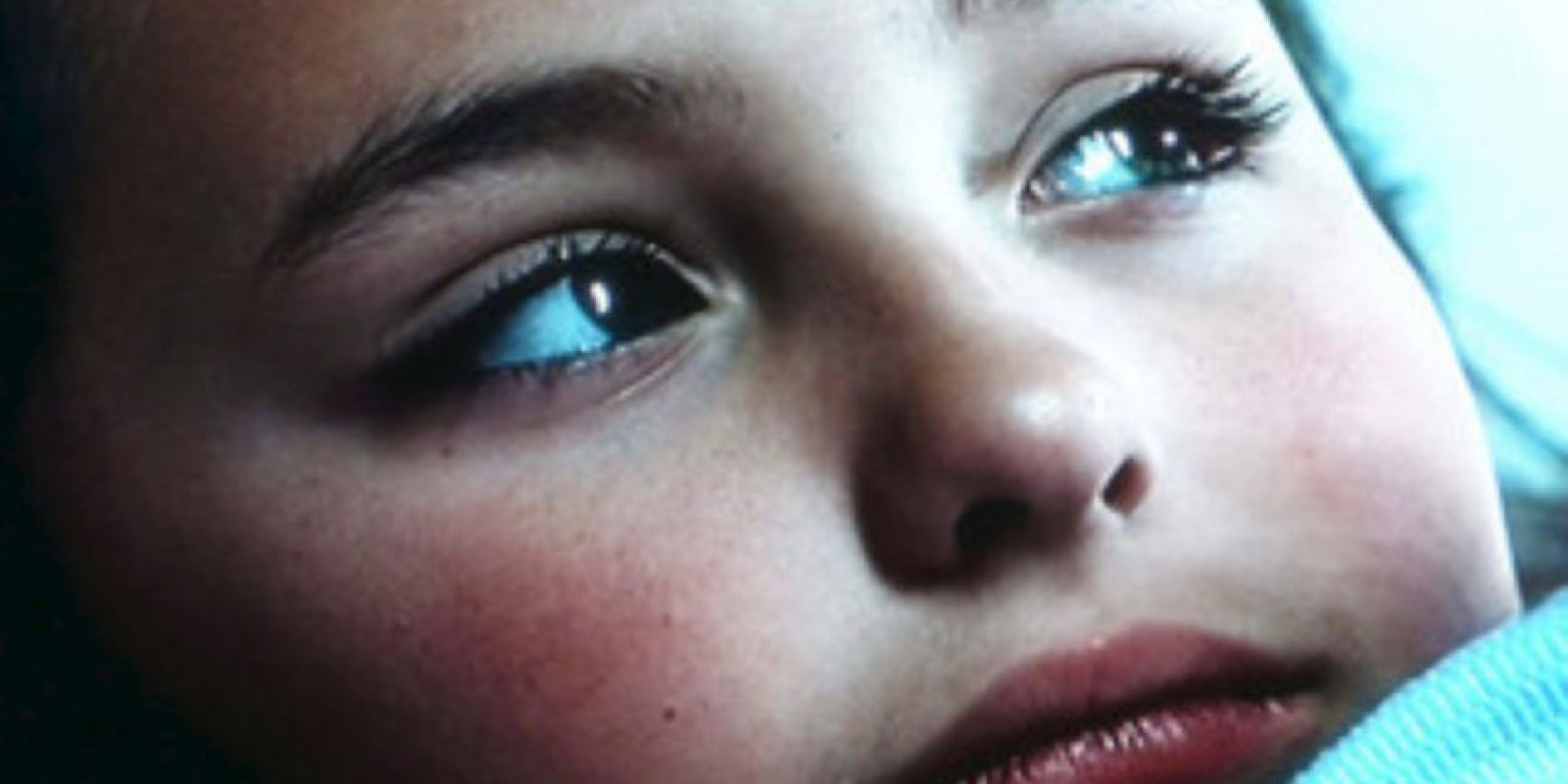Interpretaba a una niña gordita atormentada por su anoréxica madre, a quien terminaba envenenando. Foto:vía Altavista Films