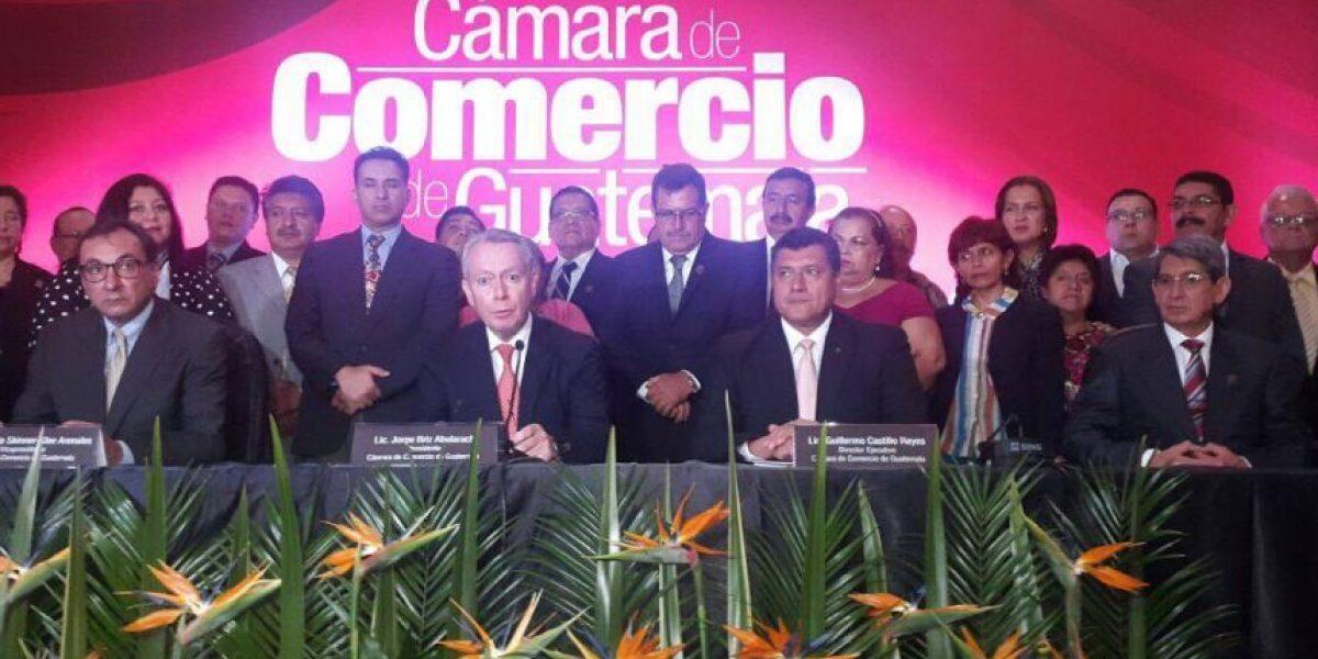 La Cámara de Comercio ya analizó la #ReformaJusticiaGT y se opone a este cambio