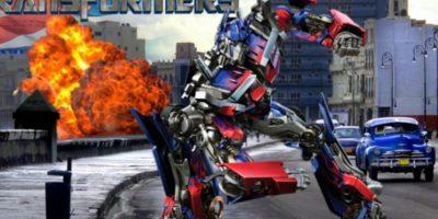 """Confirman que la película """"Transformers 5"""" se filmará en cuba"""