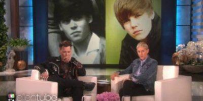"""¿Justin Bieber podría ser el """"hijo perdido"""" de  Johnny Depp?"""