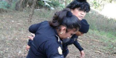 """Así evitaron la fuga de """"La Patrona"""" de la cárcel Santa Teresa zona 18"""