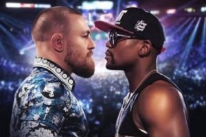 Conor McGregor vs. Floyd Mayweather Foto:Getty Images