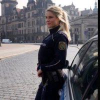 Adrienne vive en Dresden. Foto:vía Instagram