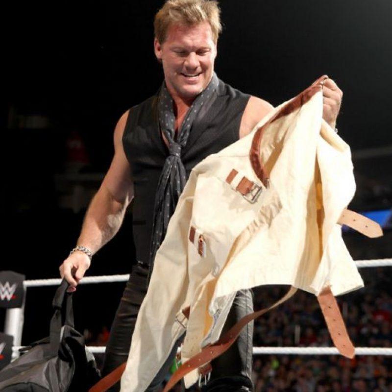 Peleará contra Chris Jericho en Extreme Rules. Ambrose es el último luchador hardcore de WWE Foto:WWE