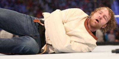 """Dean Ambrose creó el """"Asylum Match"""" Foto:WWE"""