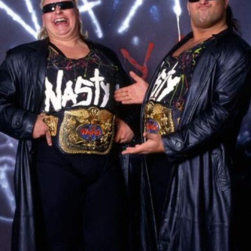 The Nasty Boyz Foto: WWE