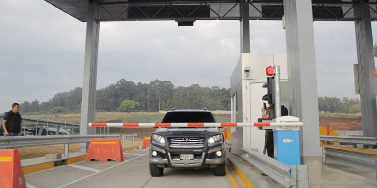 Conoce cuál será el costo del peaje en la primera fase de la nueva carretera